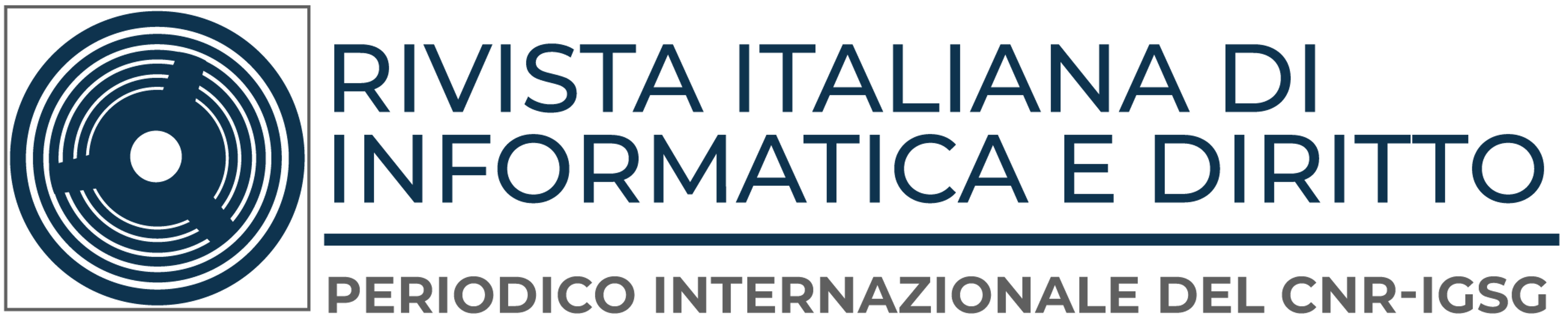 Rivista Italiana di Informatica e Diritto